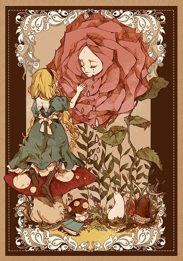 Zerochan - Alice In Wonderland #54