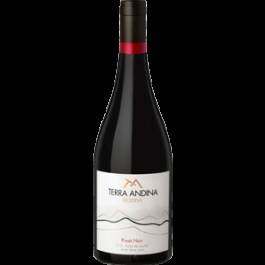 Terra Andia Pinot Noir: Chile