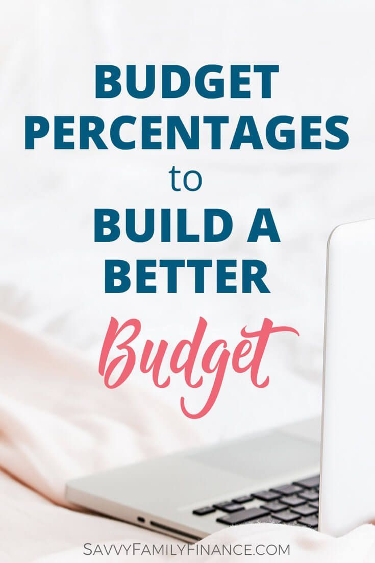 the starting point in the budgeting process is the