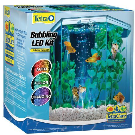 17 best ideas about hexagon fish tank on pinterest for Walmart fish supplies