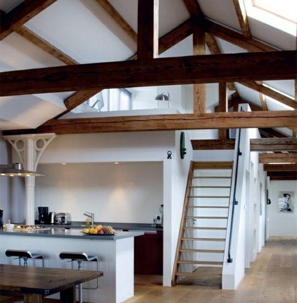 Küchen Designs im Landhausstil