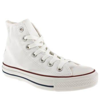 Converse All Star Hi Tops in White