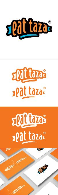 Logo for an online Restaurant delivery service by gga*