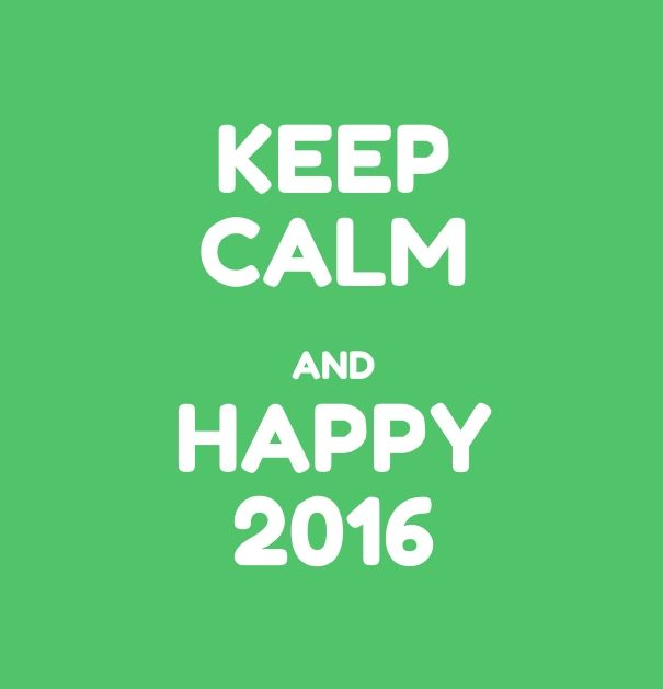 Happy New Year Wallpaper With Quotes: Happy New Year 2016 Wallpapers