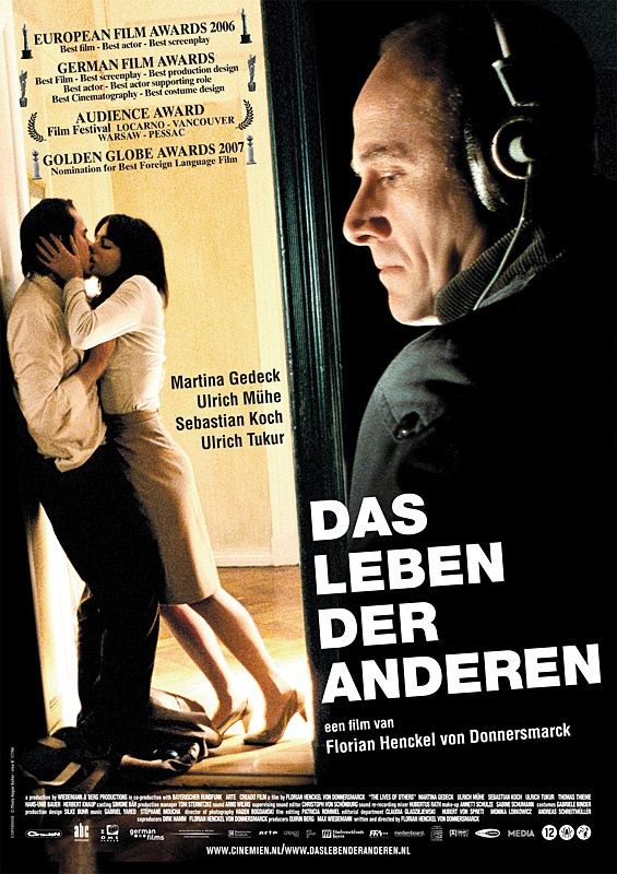 "Das Leben der Anderen (Germany/2006)/Eng.: ""The Lives of Others"" - Florian Henckel von Donnersmarck"
