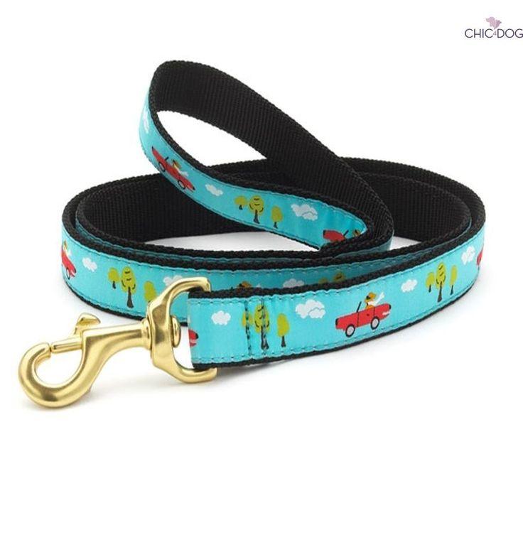 Ragtop #dog #lead - the perfect leash for a little friend who loves freedom   Guinzaglio per cagnolini che amano sfrecciare nella libertà #Chic4Dog