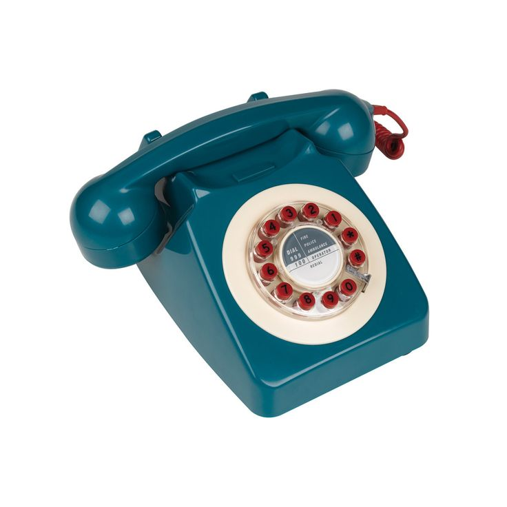 I wish I had a landline, just so I could have this phone.