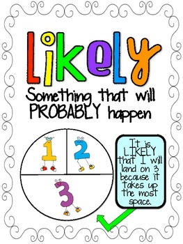 Probability TpT packet. Looks super cute!