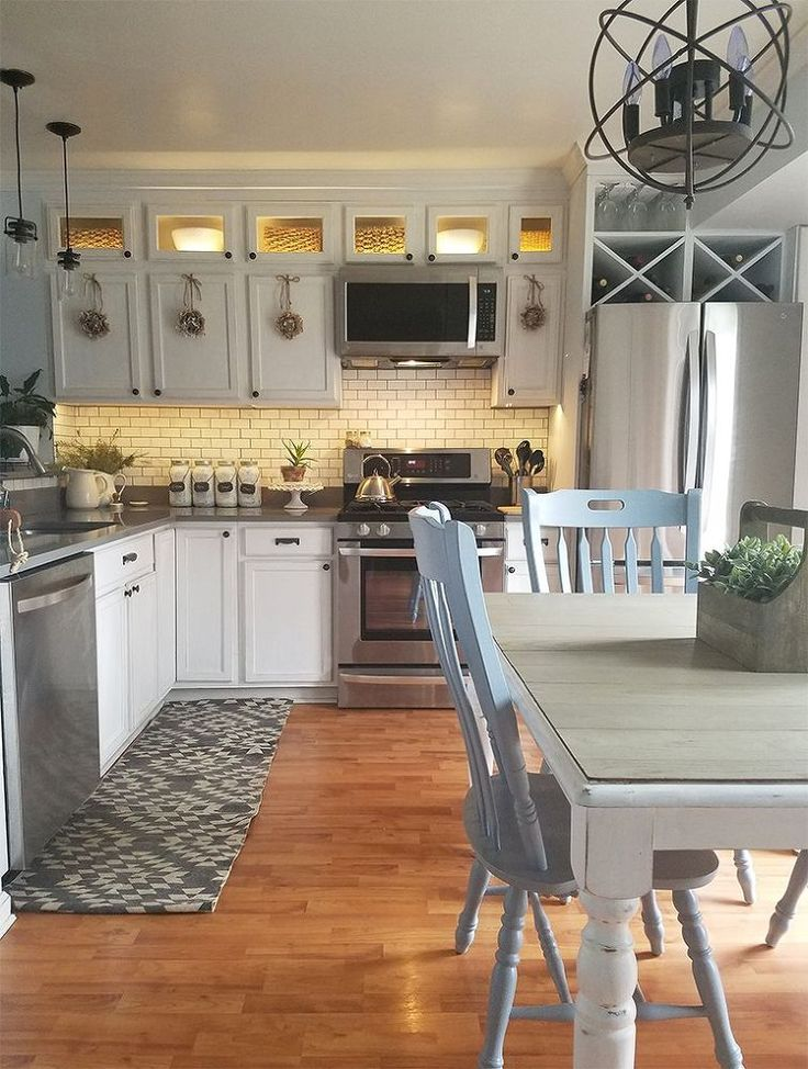 Kitchen Cabinets Lighting