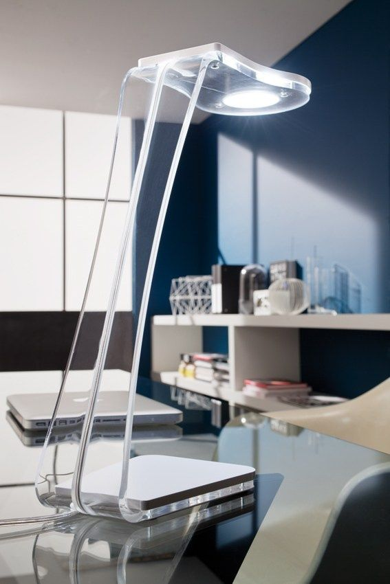 Modern Office Desk Lamp Designs #Lampe #Arbeitszimmer