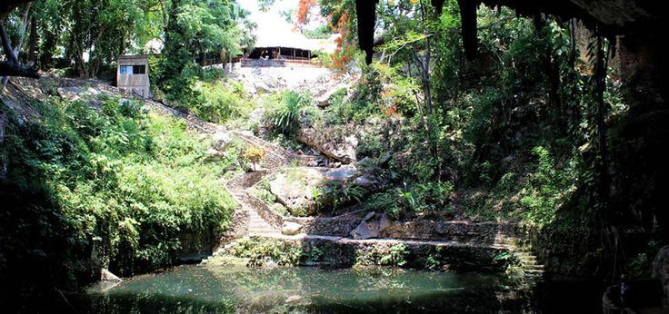 Valladolid Cenote Zaci Yucatan Cenotes Yucatan