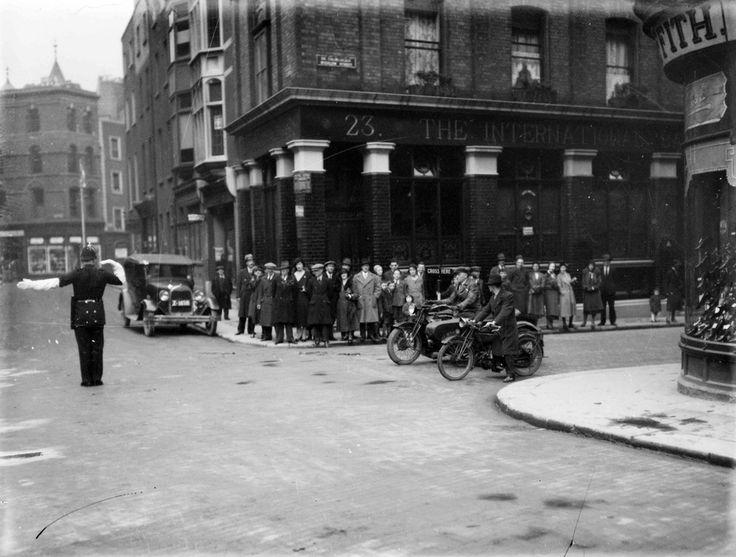 Wicklow Street 1930s