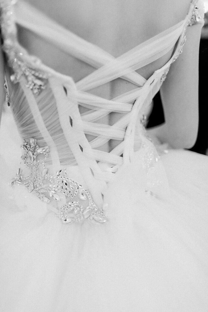 Corset details #FragileCollection