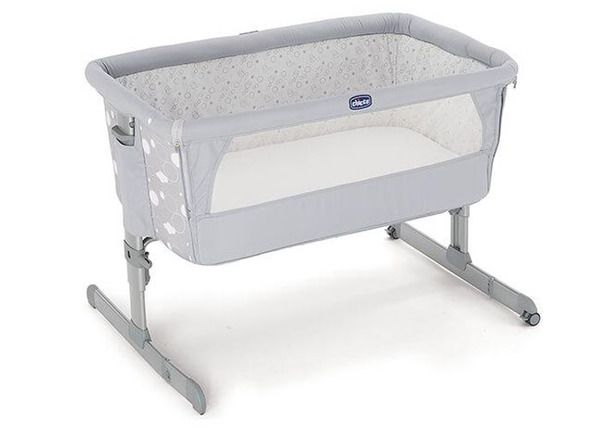 Buy the Chicco Next2Me Crib (Special Edition Circles) on Eurobaby Online for the best price and service.