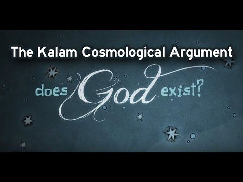 The Kalam Cosmological Argument - YouTube