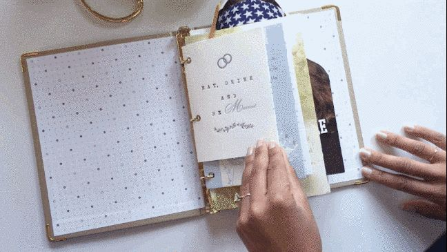 Here's A Simple Way To Save Your Wedding Cards