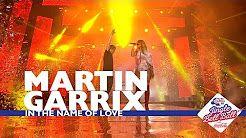 martin garrix & bebe rexha in the name of love luxuria - YouTube