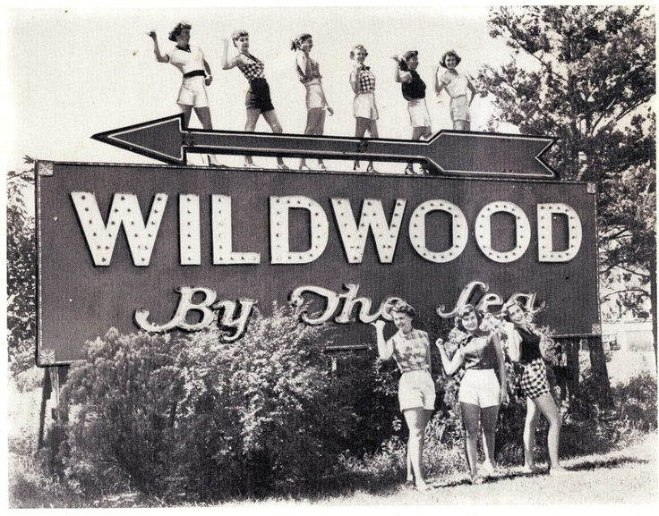 Some nostalgia for those of us who have been coming to Wildwood since the Golden…