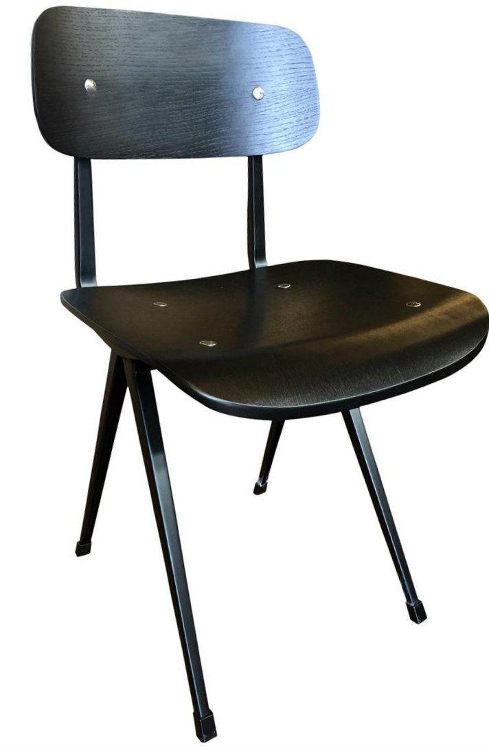 Replica Friso Kramer Result Cafe Chair - Black Only $159