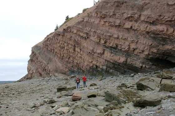 Joggins Fossil Cliffs, Fundy Shore & Annapolis Valley