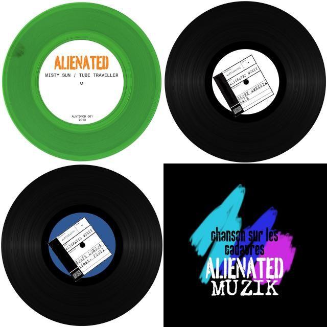 Alienated Muzik releases on Spotify #weed #marijuana #cannabis #roots #reggae #electronicmusic #dub #delay #soundsystem #cooffeeshop #420