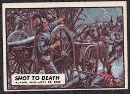 Image result for Civil War trading cards