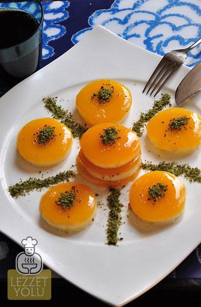 Tatlılar | Portakallı Muhallebi | Lezzet Yolu | Denenmiş Resimli Yemek Tarifleri, Mekanlar, Haberler, Şefler ve Daha Fazlası
