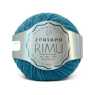 Zealana Rimu DK R23 Kakariki Blue