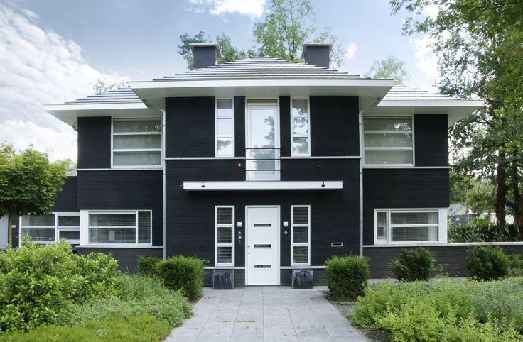 45 best Prairie stijl images on Pinterest | House design, House ...