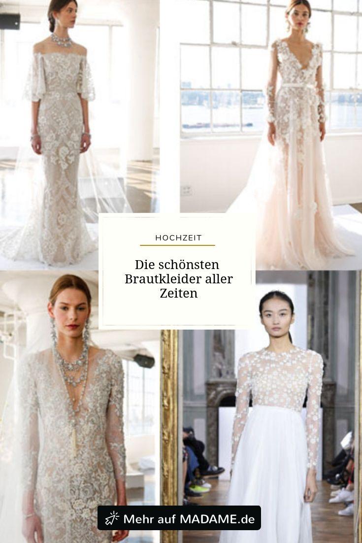 brautmode 2019 | brautmode, brautkleid, kleid hochzeit