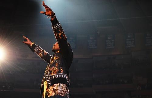 Kanye Wets + Givenchy