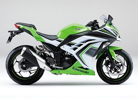 Ninja 250・Ninja 250 Special Edition・Ninja 250 ABS Special Edition・Ninja 250 ABS KRT Edition   株式会社カワサキモータースジャパン