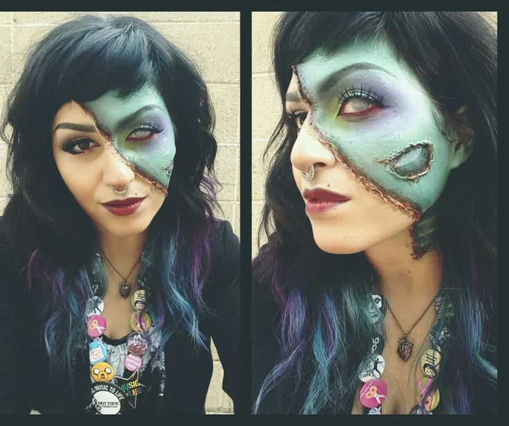 91 best ∴the.ritual ¶ images on Pinterest | Halloween makeup ...