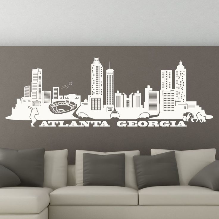 Features:  -Easily transform any room in your home.  -Hassle free, easy to put up and remove.  -Professional appearance.  -Exclusive picturesque designs.  -Made in the USA.  Product Type: -Wall decal.                                                                                                                                                                                 More