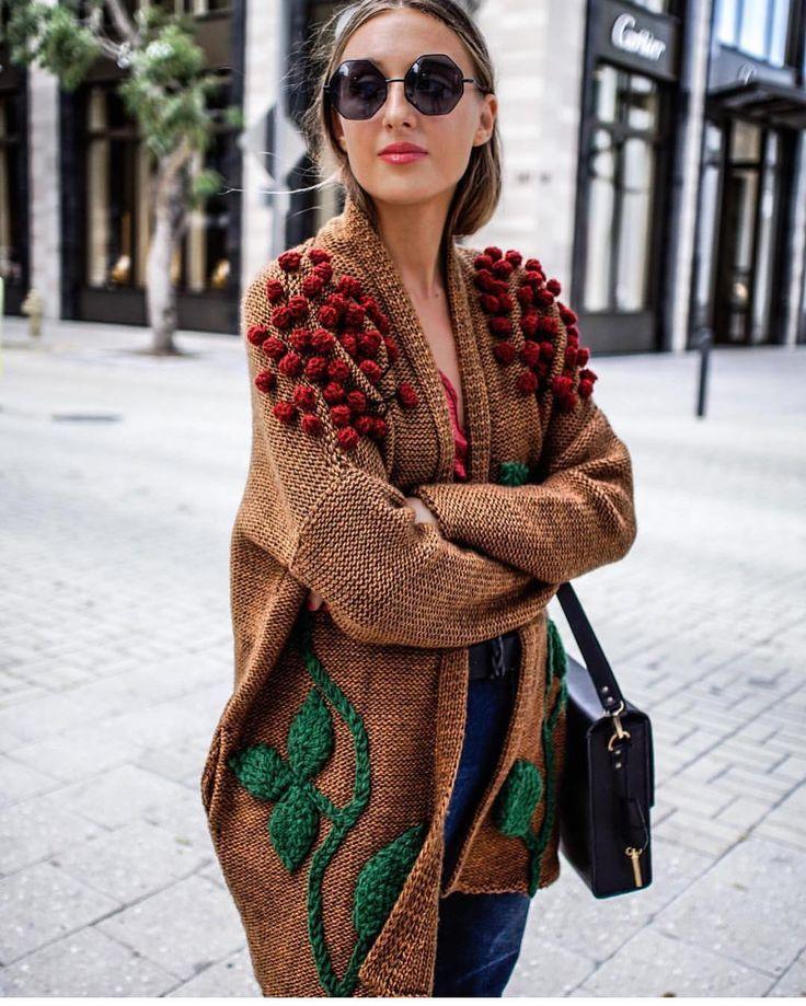 """543 Likes, 4 Comments - Hobby Farm In Forrest / (@tanyaoztrk) on Instagram: """"#knittingneedles #knitting #knittingdesigner #knittersofinstagram #knittingembroidery…"""""""