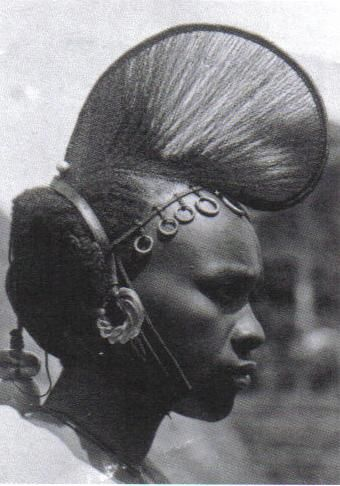 Hairstyles in African Culture                                                                                                                                                                                 More