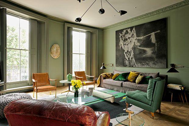 Oltre 25 fantastiche idee su divano verde su pinterest for Divano verde salvia