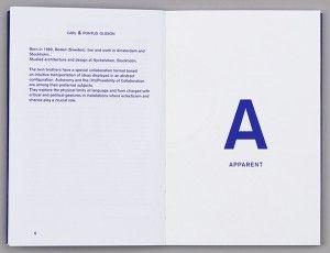 Kilobase Bucharest A-H  Author: Ioana Nemes, Dragos Olea Publisher: Mousse Publishing Language: English / German / Italian 96 pages 16.5 x 11 cm Softcover ISBN: 9788896501450