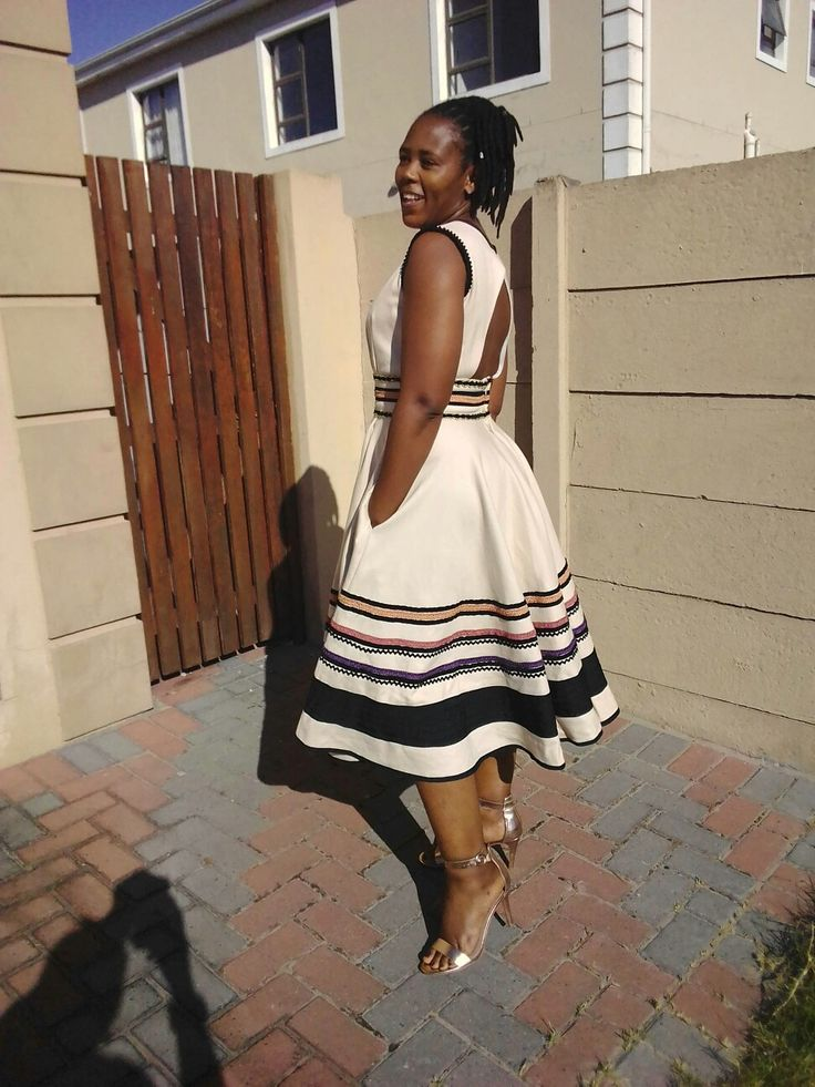 Umbaco Xhosa Traditional Wear African Traditional