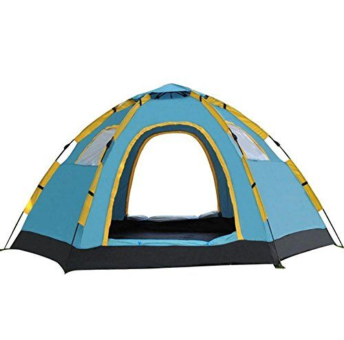 4-8 Person Waterproof Family Outdoor Hiking Dome Automatic Instant Popup Tent
