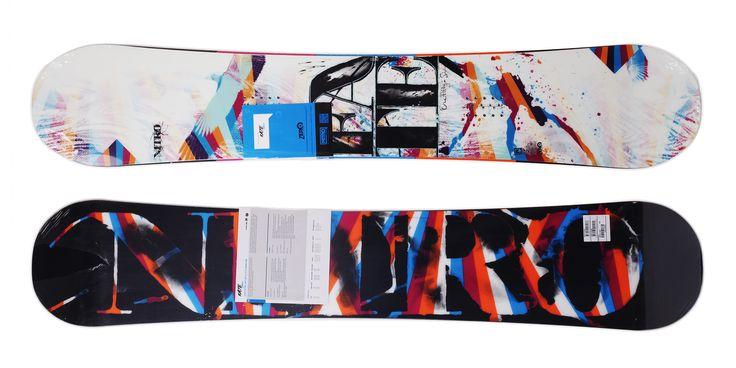 NITRO FATE ZERO - NITRO - alpinegap.com - Ihr Onlineshop rund um Ski, Snowboard und viele weitere Wintersportarten.