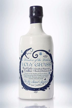 Rock Rose Gin producer Dunnet Bay Distillers has entered a new category with the launch of Holy Grass Vodka.