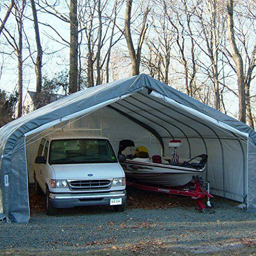 Portable Garage Hardware : Best outdoor storage images on pinterest