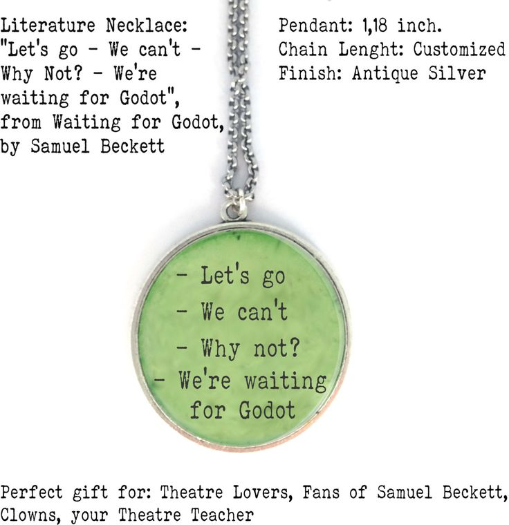 Best 25 Waiting For Godot Quotes Ideas On Pinterest