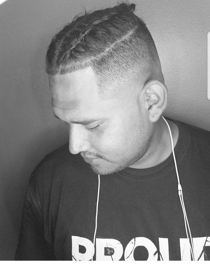 @steve_the_barber_  #barber  #menbraids  #midfade #skinfade