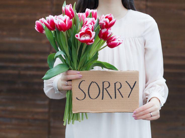 We zeggen met z'n allen te vaak sorry. In sommige situaties is een verontschuldiging wel degelijk op zijn plaats, maar er zijn ook gewoon di...