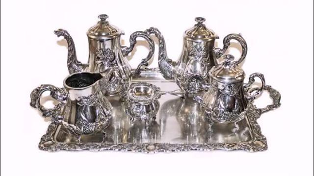 ❌ ❌ ❌ Продано! ❌ ❌ ❌ Сервиз, Англия, серебрение! За дополнительной информацией в Директ или контакты в профиле! #антиквариат #сервиз #англия #чаепитие #inselly