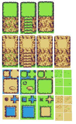 Random Tiles @ PixelJoint.com