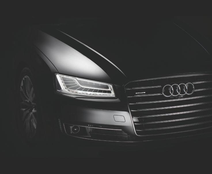 모터 트렌드 7월 | COMPLETE WORKS The new Audi A8 L 60 TDI
