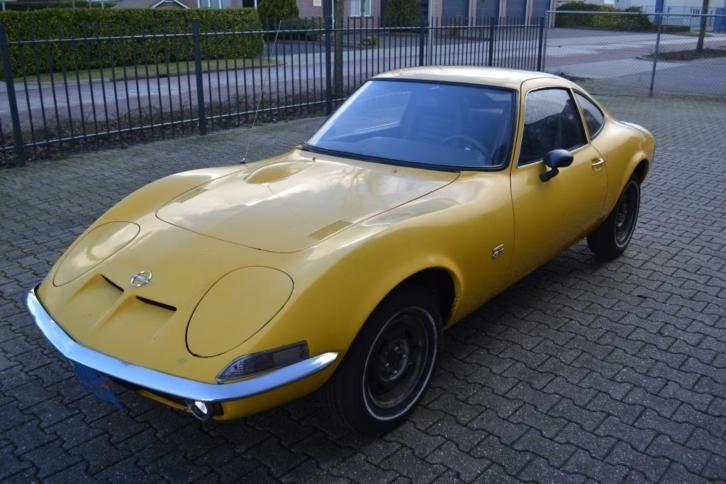 Opel GT Sport US 1970